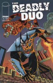 Cover Deadly Duo Vol.1 #1