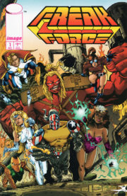 Cover Freak Force Vol.1 #1