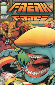 Cover Freak Force Vol.1 #2