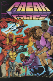 Cover Freak Force Vol.1 #3