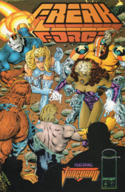 Cover Freak Force Vol.1 #4