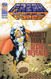 Cover Freak Force Vol.1 #6