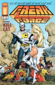 Cover Freak Force Vol.1 #7