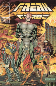 Cover Freak Force Vol.1 #13