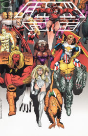 Cover Freak Force Vol.1 #18