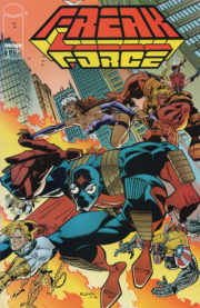 Cover Freak Force Vol.2 #3