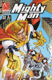 Cover Mighty Man Athens Con 2016 Exclusive