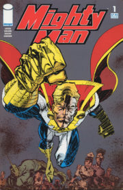 Cover Mighty Man Backups Collection