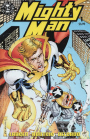 Cover Mighty Man #1