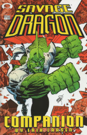 Cover Savage Dragon Companion