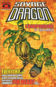 Cover Savage Dragon Companion Variant