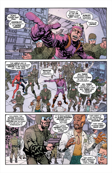 Savage Dragon #227 preview Page 1