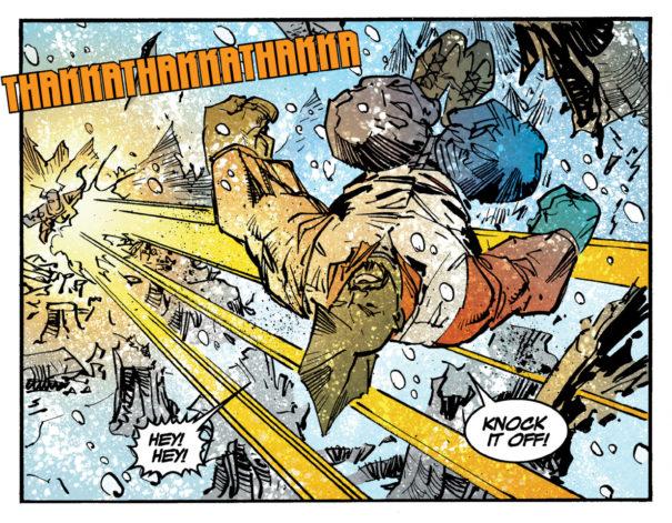 Savage Dragon Vol.2 #228 Page 15 Panel 4
