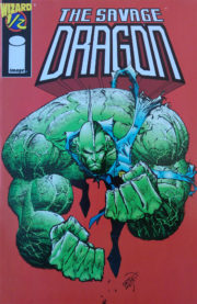 Cover Savage Dragon Vol.2 #0.5a