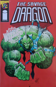 Cover Savage Dragon Vol.2 #0.5b Variant