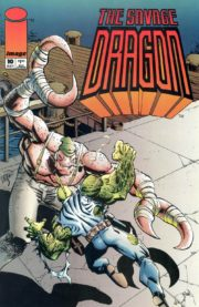 Cover Savage Dragon Vol.2 #10a