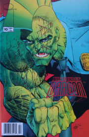 Cover Savage Dragon Vol.2 #10b Newsstand Variant