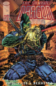 Cover Savage Dragon Vol.2 #13b Image X-Month Variant 'Image X-Month'