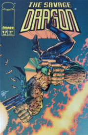 Cover Savage Dragon Vol.2 #17a