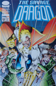 Cover Savage Dragon Vol.2 #25a