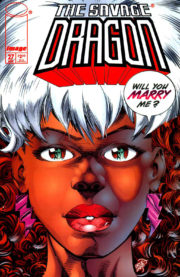 Cover Savage Dragon Vol.2 #27a