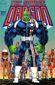 Cover Savage Dragon Vol.2 #40a