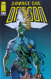 Cover Savage Dragon Vol.2 #51a