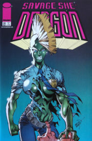 Cover Savage Dragon Vol.2 #51b She-Dragon Variant