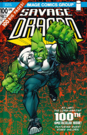 Cover Savage Dragon Vol.2 #100a