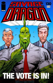 Cover Savage Dragon Vol.2 #120