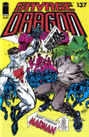 Cover Savage Dragon Vol.2 #137