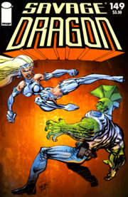 Cover Savage Dragon Vol.2 #149a