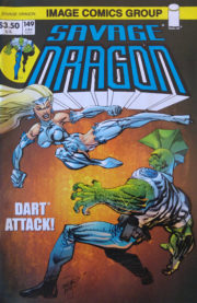 Cover Savage Dragon Vol.2 #149b Variant