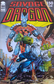 Cover Savage Dragon Vol.2 #150a