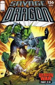 Cover Savage Dragon Vol.2 #156a