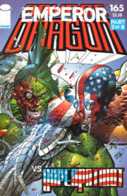 Cover Savage Dragon Vol.2 #165
