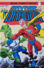 Cover Savage Dragon Vol.2 #165b Variant
