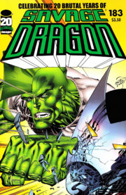 Cover Savage Dragon Vol.2 #183a