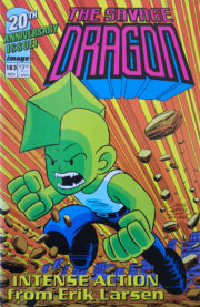 Cover Savage Dragon Vol.2 #183b Chris Giarusso Variant