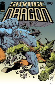 Cover Savage Dragon Vol.2 #190a