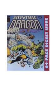 Cover Savage Dragon Vol.2 #190b Variant