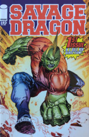 Cover Savage Dragon Vol.2 #193b Variant