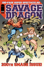 Cover Savage Dragon Vol.2 #200a