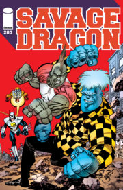 Cover Savage Dragon Vol.2 #203