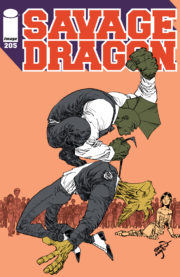 Cover Savage Dragon Vol.2 #205