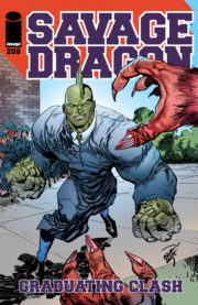 Cover Savage Dragon Vol.2 #206a