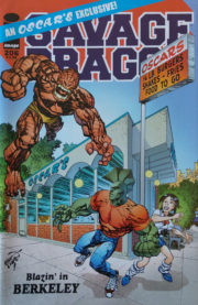 Cover Savage Dragon Vol.2 #206b Oscars Variant
