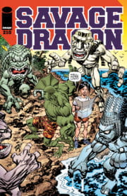 Cover Savage Dragon Vol.2 #210