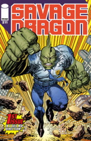 Cover Savage Dragon Vol.2 #211