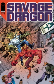 Cover Savage Dragon Vol.2 #212